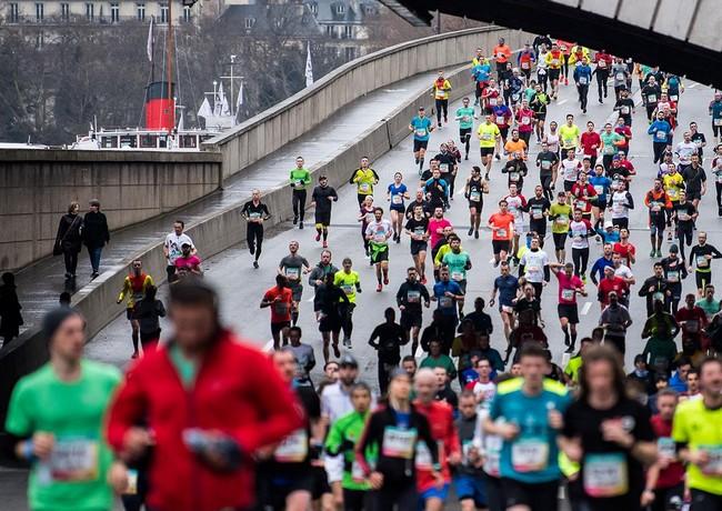 Paris Half Marathon 2019