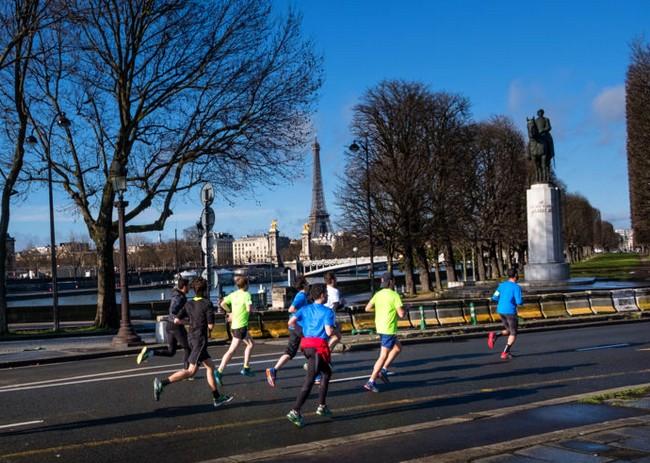 "10 km of the ""Étoiles"" 2019"