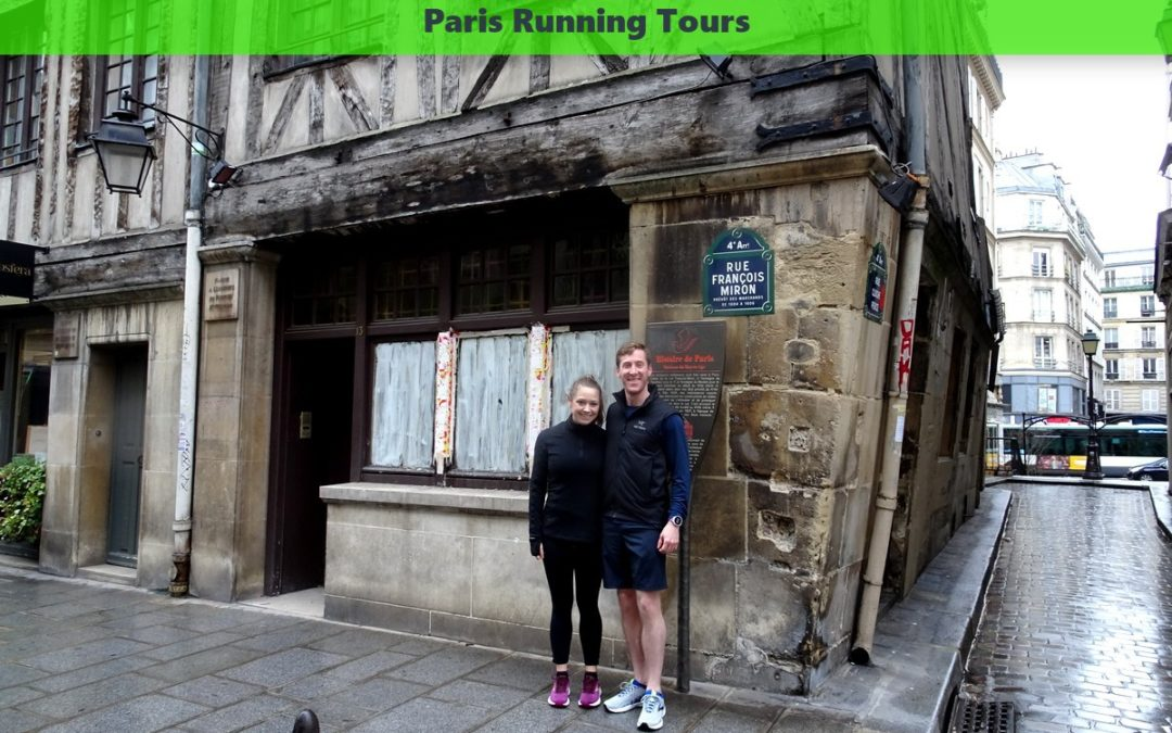 Time travel with Paris Running Tours