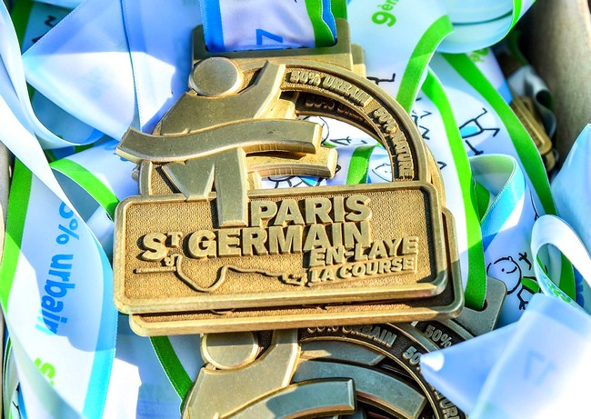 Paris Saint Germain en Laye the race 2019