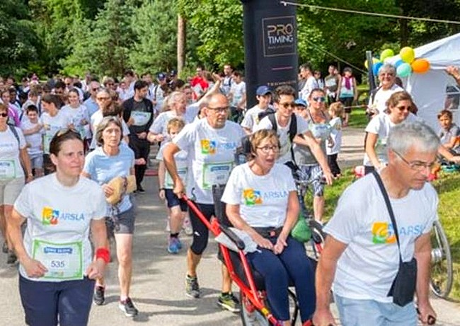 Solidarity race against Charcot's disease (ALS)