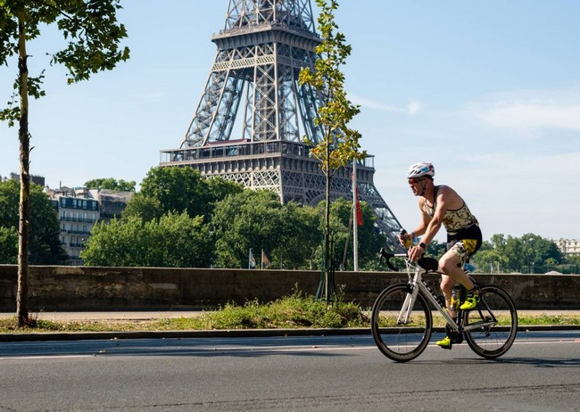 Garmin Triathlon of Paris 2019