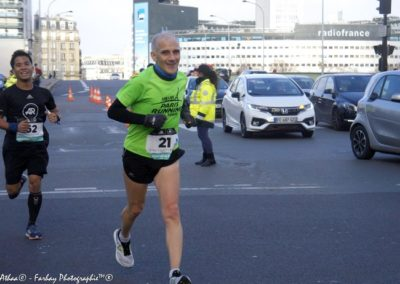 The corrida of the 15th arrondissement 2019