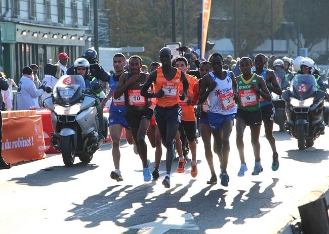 Half-marathon of Boulogne 2019