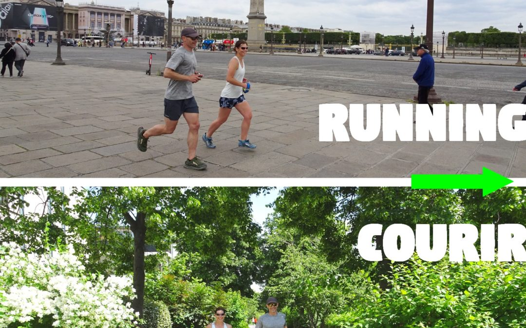 A Paris Running Tour, it is simple: Running, Admire, Having Fun!