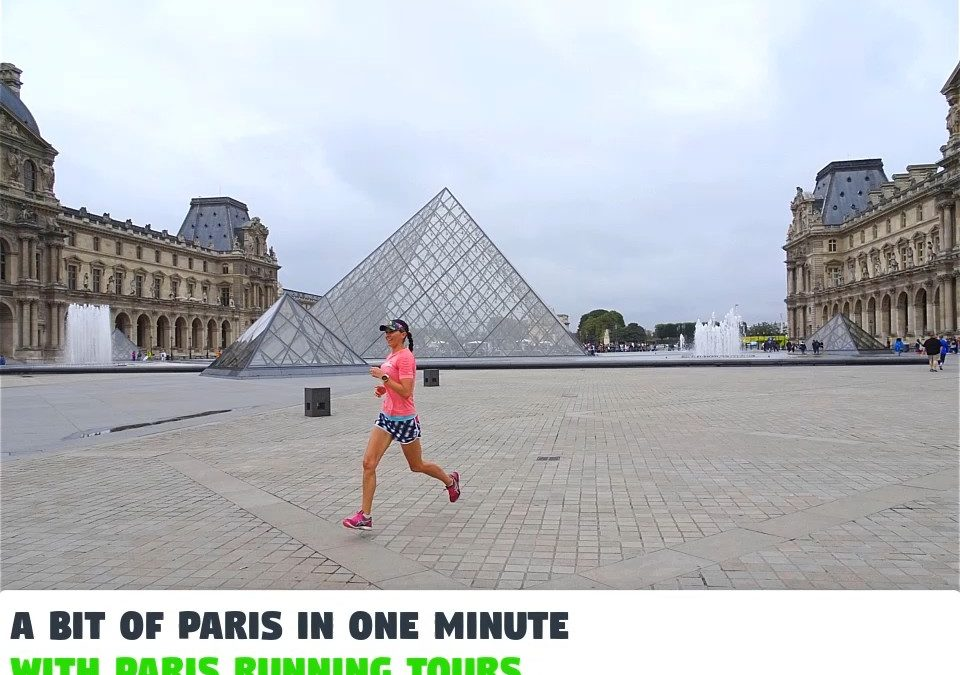 A little bit of Paris in one minute – A tribute to the Louvre