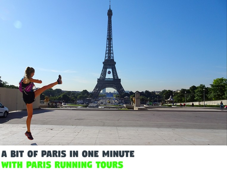 A little bit of Paris in one minute – A tribute to the Eiffel tower